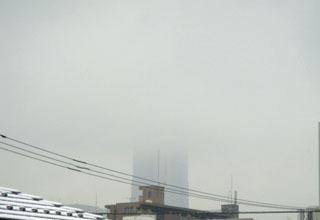 ランドマークタワーが見えません