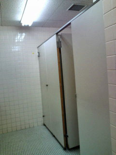 会社のトイレ