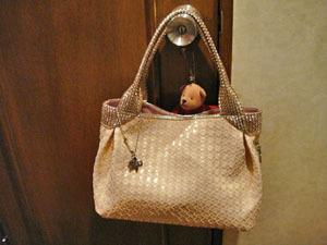 マミューズのバッグ