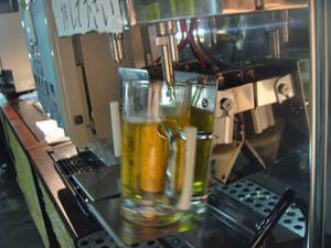 ビール自動サーバー